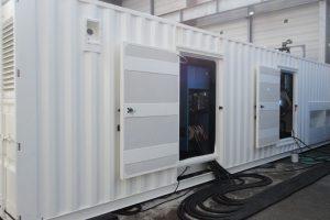 Контейнер для дизель-генераторной установки