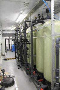 Модуль водоподготовки