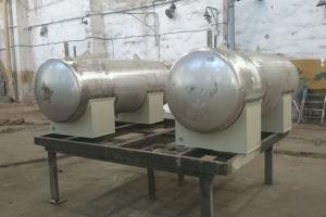 Резервуары и емкости