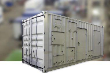Блок-контейнер УМБК